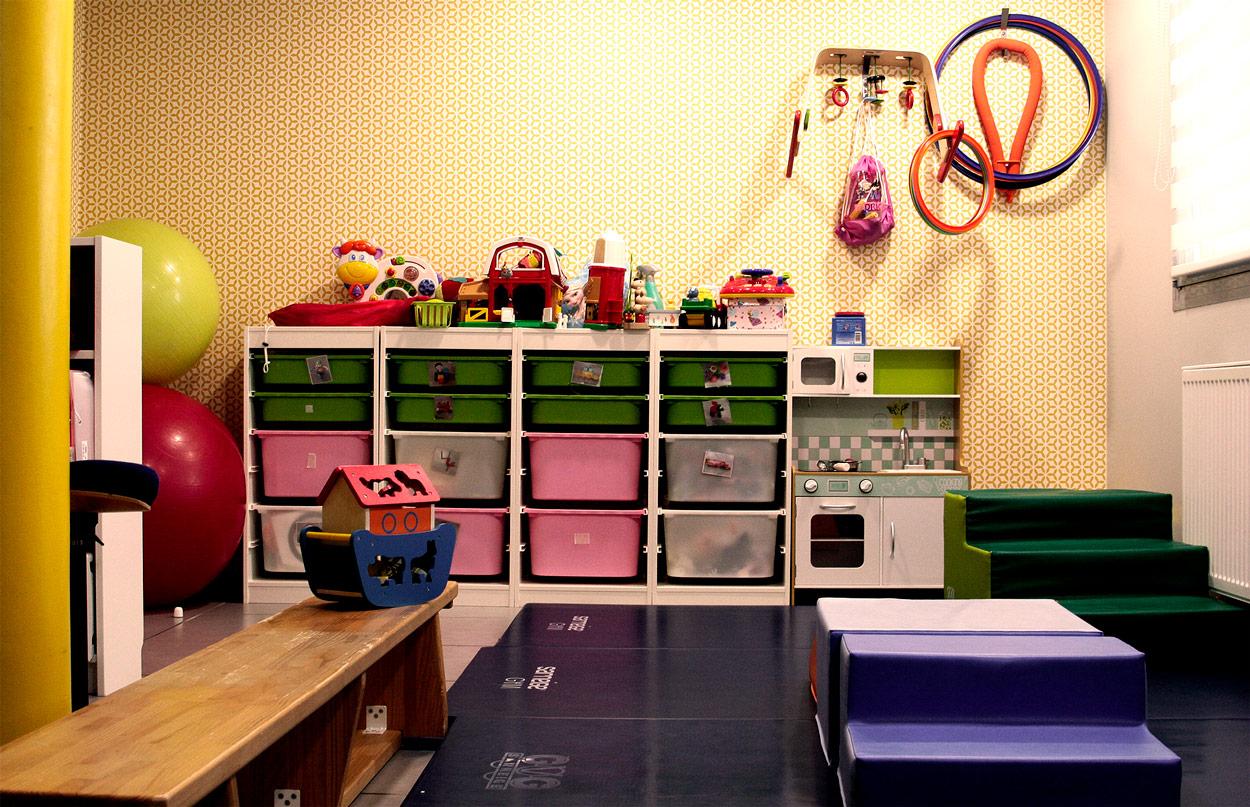 Cabinet de kinésithérapie pédiatrique